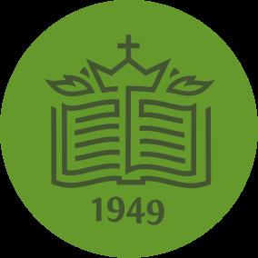 logo in green circle